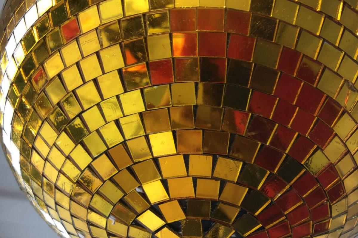 SILENT Roll_Discokugel